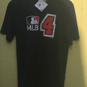 MLB 4 Officially Licensed Adult Replica T-Shirt